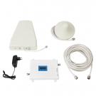 Усилитель сигнала Power Signal 900/1800/2100 MHz (GSM-900/1800 (2G), UMTS900/2100 (3G), LTE1800 (4G)) 70 dBi, кабель 15 м., комплект